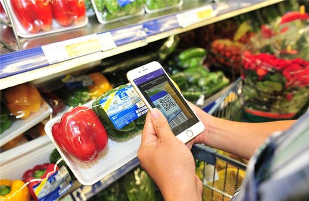 MM MEGA Market hỗ trợ khách hàng truy xuất nguồn gốc sản phẩm