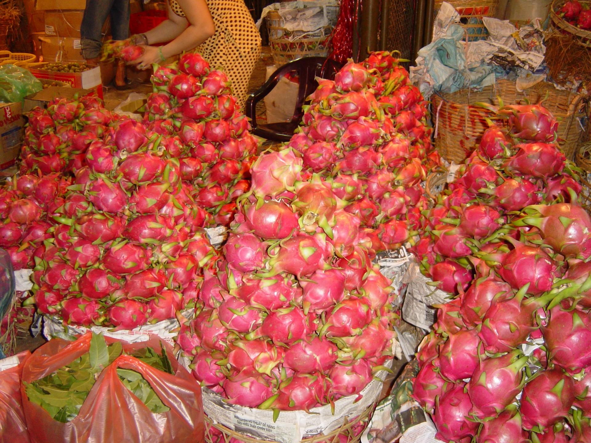 Xuất khẩu rau quả rất khả quan